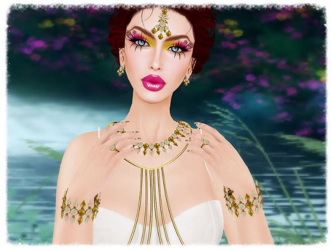 Moondance Jewels and Dulce Secrets Atlantic Eyes
