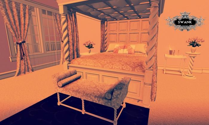 Swank bed redo