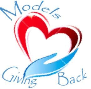 models giving back