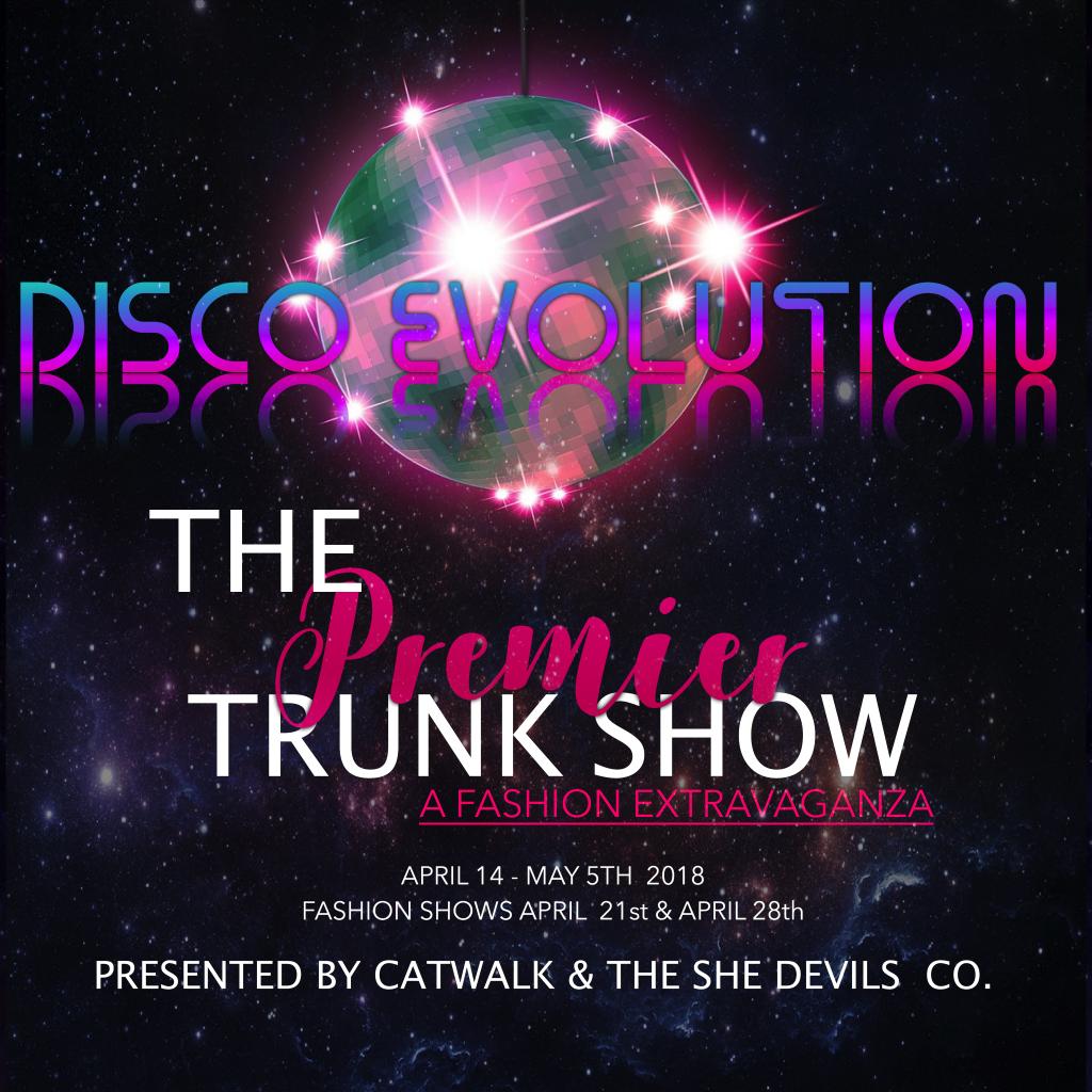 Disco Evolution Trunk Show
