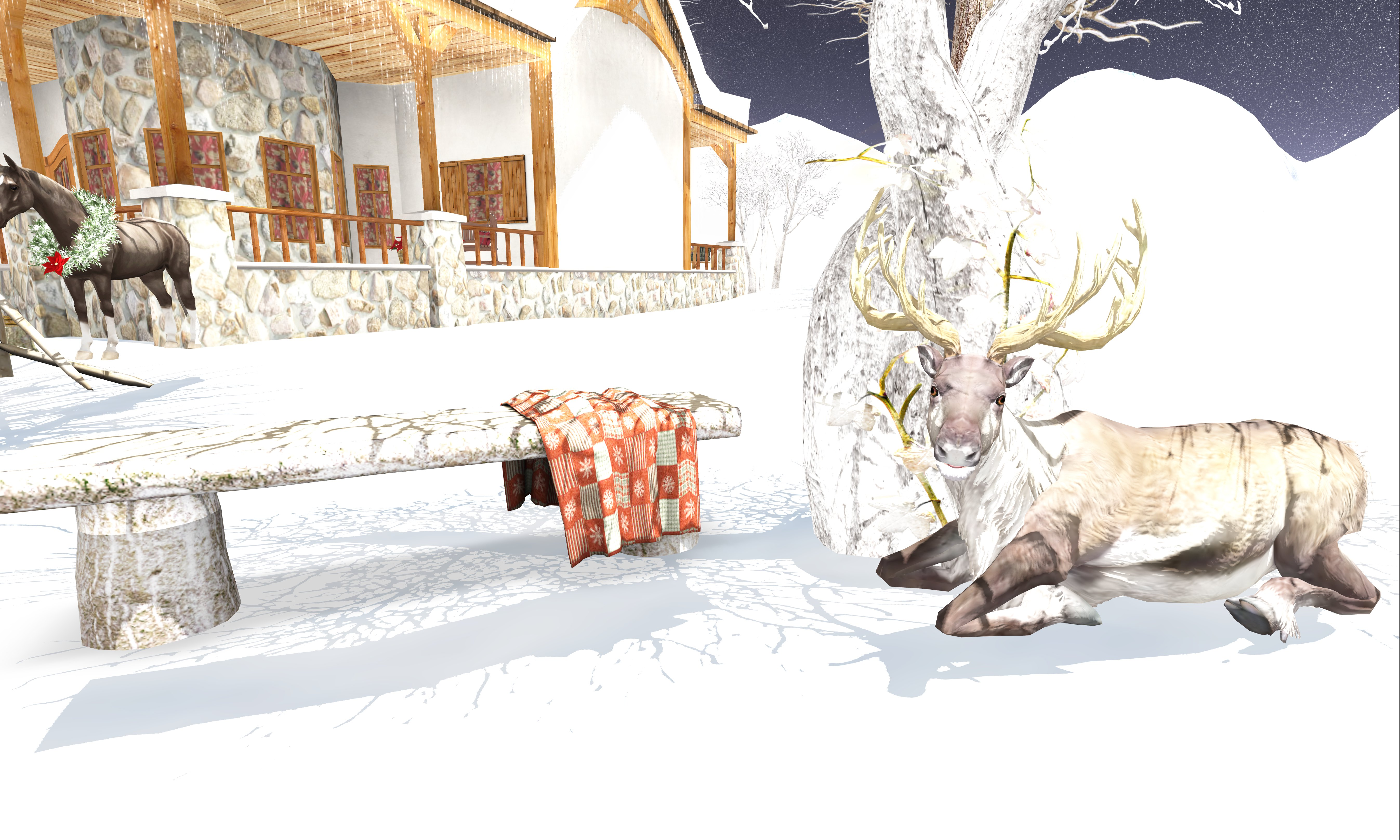 Potomac Homes Christmas