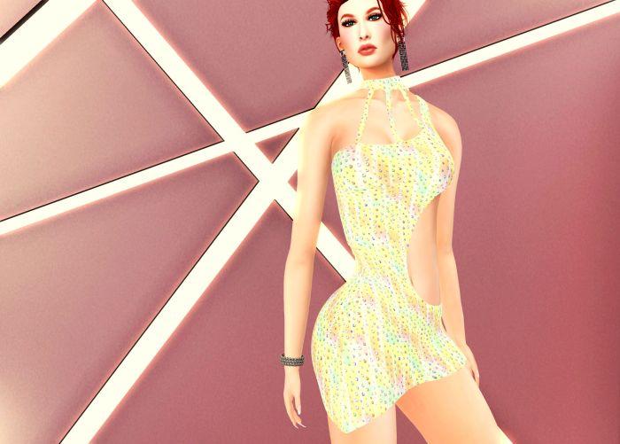 Swank Sept dress
