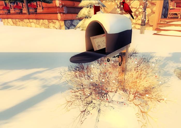 Potomac mail box