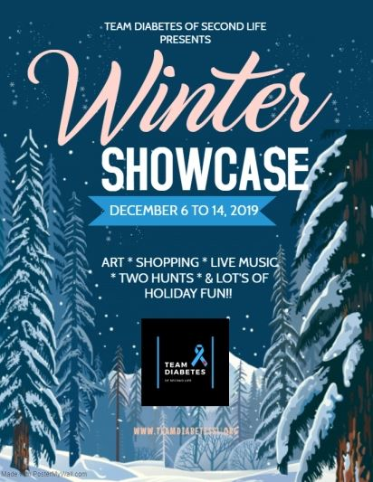 Winter Showcase 2019
